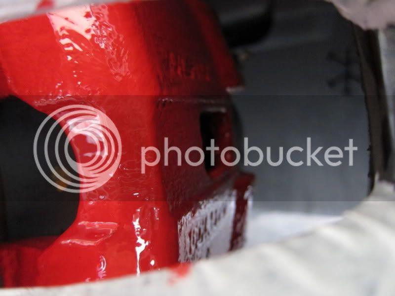 Stock Brake Calipers Painting Service. IMG_1504