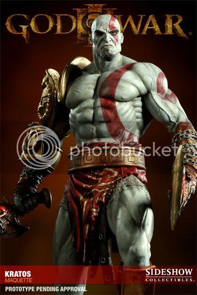 Kratos premium format Sideshow God-of-war-collectibles-sideshow-2