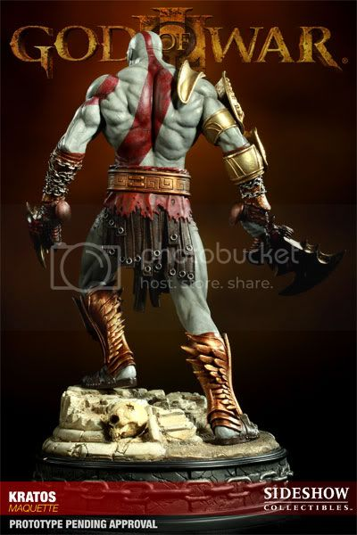 Kratos premium format Sideshow God-of-war-collectibles-sideshow-3