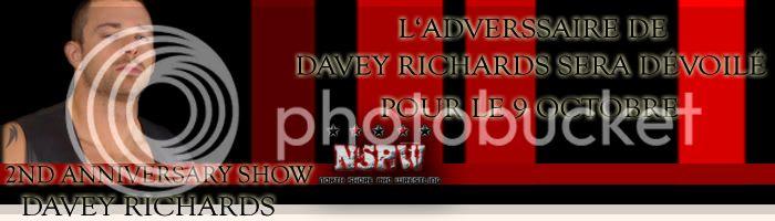NSPW Undead 18 Septembre 2010 20h Davey