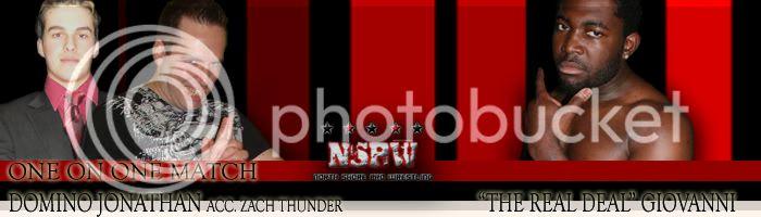 NSPW Undead 18 Septembre 2010 20h DominovsGiovanni