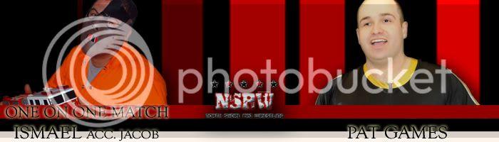 NSPW Undead 18 Septembre 2010 20h IsmaelvsPatGames