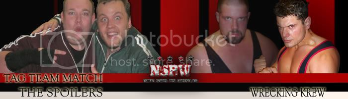 NSPW Undead 18 Septembre 2010 20h SpoilersvsKrew