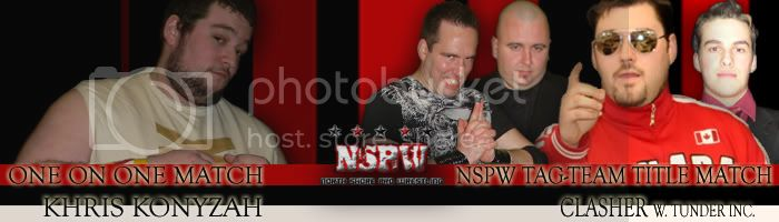 NSPW Undead 18 Septembre 2010 20h Tag-TitleMatch