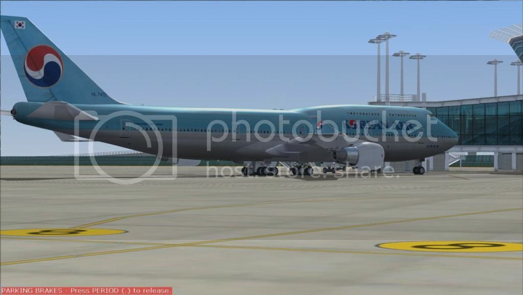 Seul,KOR - São Francisco,USA 747 Korean Air Fs92012-11-0301-00-55-85