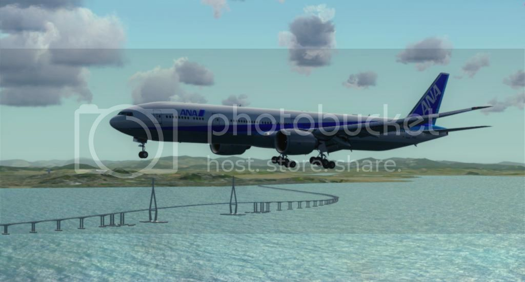 ZSPD - RKSI 777-300ER ANA Fsx2014-07-2220-09-06-15_zps85efb3dd