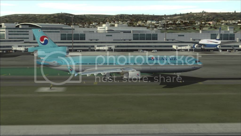 SFO - ICN com o MD-11 Korean Air Fs92012-11-0313-33-42-01