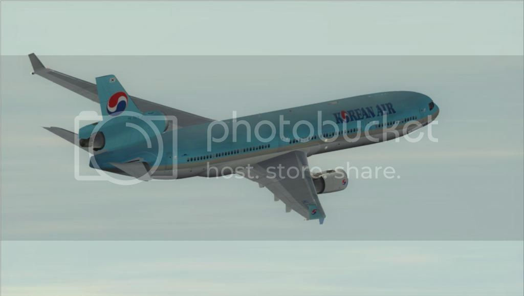 SFO - ICN com o MD-11 Korean Air Fs92012-11-0313-42-25-07