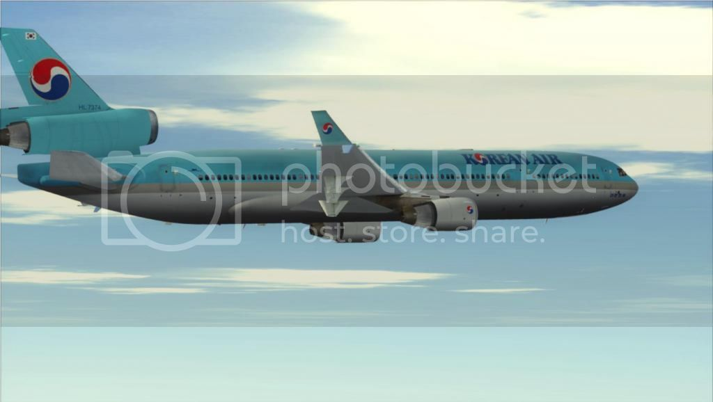 SFO - ICN com o MD-11 Korean Air Fs92012-11-0314-05-51-48