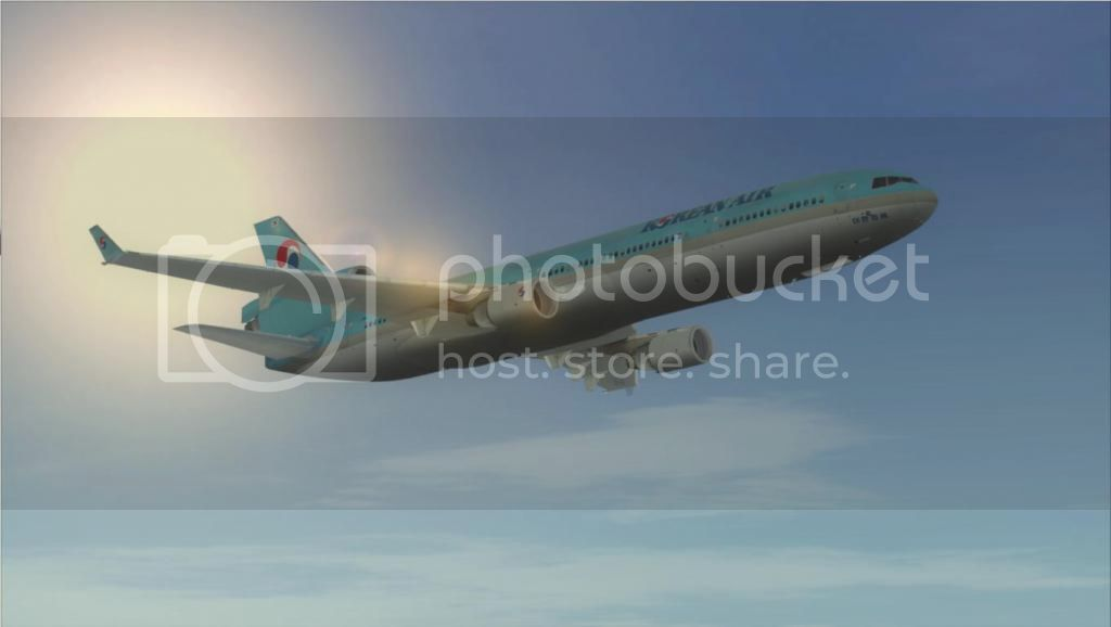 SFO - ICN com o MD-11 Korean Air Fs92012-11-0316-32-24-03