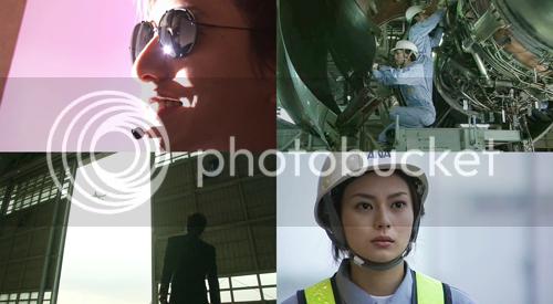 A vida de um Co-piloto na ANA retratada em drama... Goodluckbanner