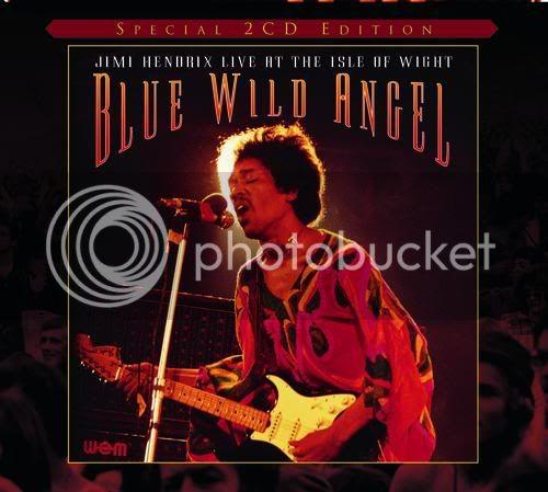 Blue Wild Angel: Jimi Hendrix Live At The Isle Of Wight (2002) 00008811308629_S