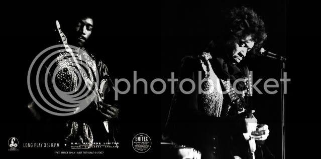 Gothenburg (Lorensbergs Cirkus) : 8 janvier 1969 [Second concert] 1969-01-08_front
