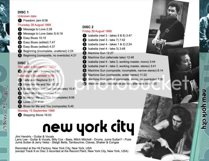 Gypsy Sun & Rainbows: New York City (ATM 246-248) ATM_246-248_GSR-NYC_back