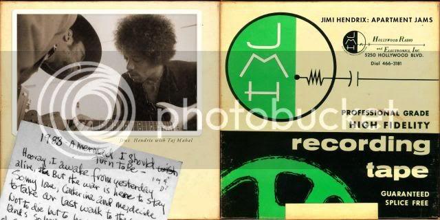 Jimi's Private Reels Vol. 1/Spicy Essence  Aptfront