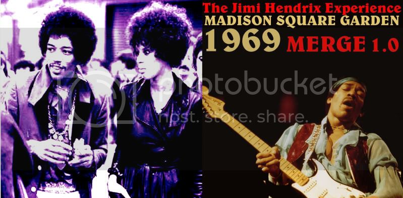 New York (Madison Square Garden) : 18 mai 1969   FRONT