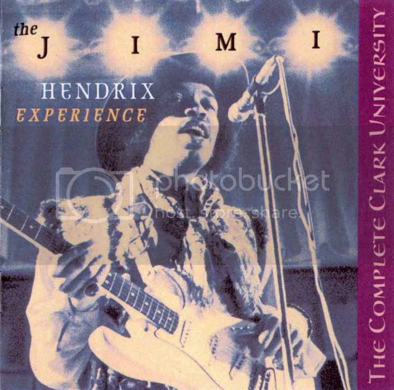 Live At Clark University (1999) HendrixClarkComplete_Front