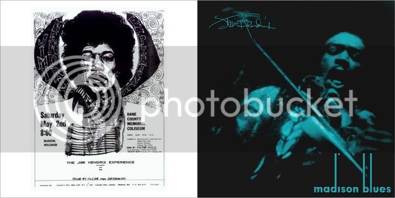 Madison (Dane County Memorial Coliseum) : 2 mai 1970   HendrixMadisonBluesFront