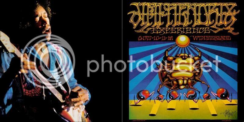 San Francisco (Winterland) : 10 octobre 1968 [Premier concert] HendrixWinterland10Front