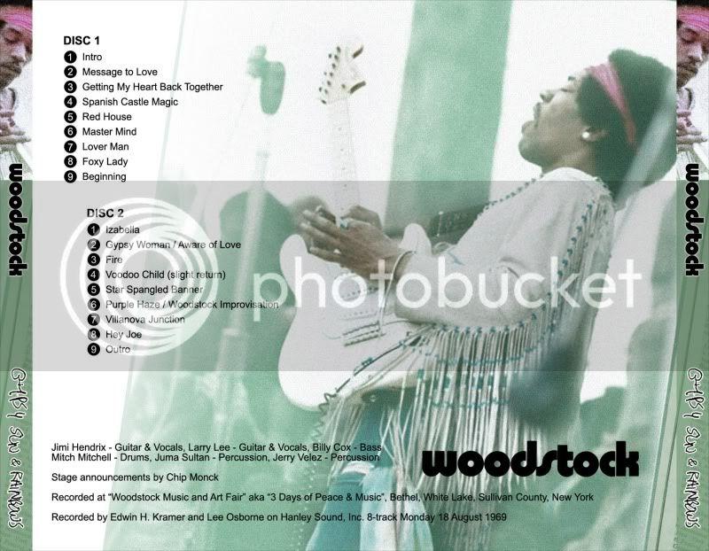 Live At Woodstock (1999) HendrixWoodstockATMBack