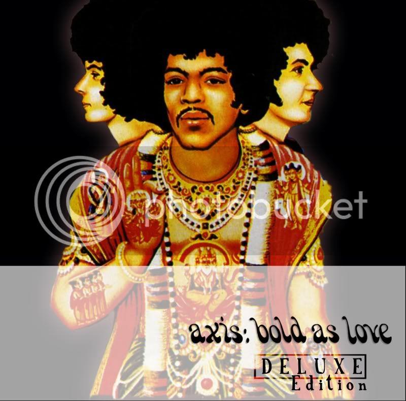 Axis: Bold As Love [Deluxe Edition Bootleg]  JEWELCASEBookletA