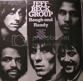The Jeff Beck Group : Rough And Ready (1971) JeffBeck