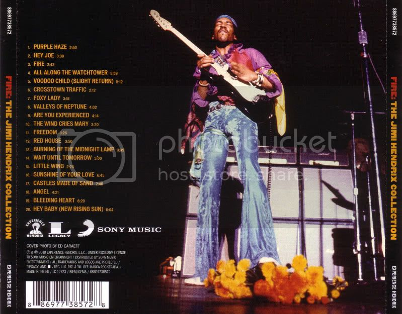 Fire (compilation UK) JimiHendrix-Fire-TheCollection-Back