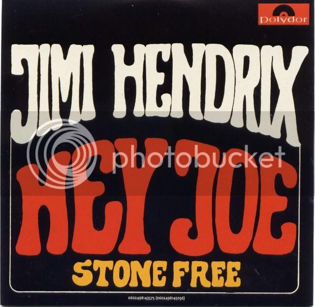 Hey Joe / Stone Free (1966) [Single] JimiHendrixHeyJoeFront