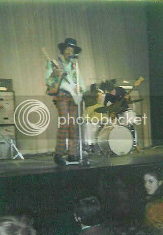 Paris (Olympia) : 29 janvier 1968 [Premier concert] Laphotoquitue