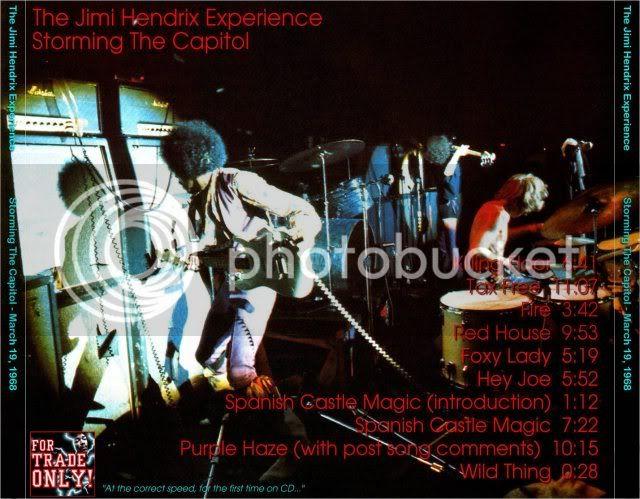 Live In Ottawa (2001) OttawaBack