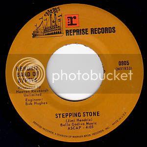 Stepping Stone / Izabella (1970) [Single]  R-538413-1147144417