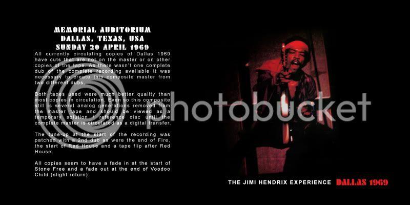 Dallas (Memorial Auditorium) : 20 avril 1969 Dallas_1969_composite_booklet