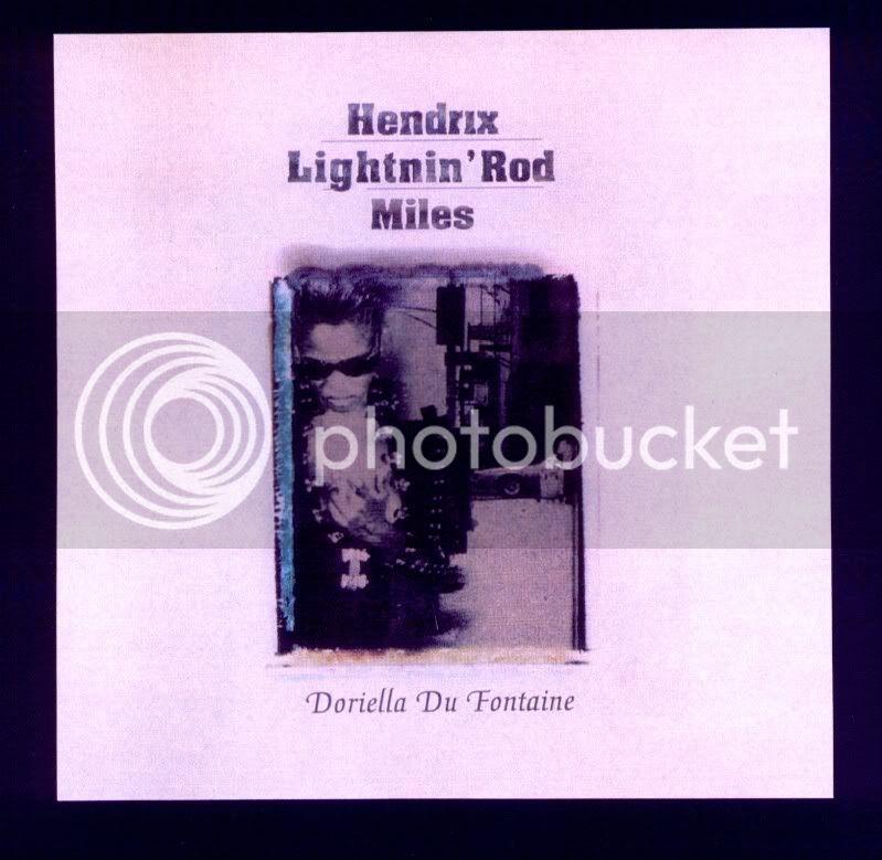 Lightnin' Rod : Doriella Du Fontaine [Participation] Front-4
