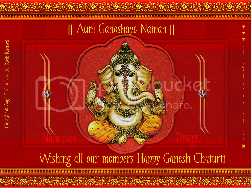 ~* Happy Ganesh Chaturti *~ --Happy-Ganesh-Chaturti-