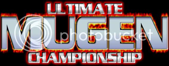 mugen - Ultimate MUGEN Championship Screenpack by Dragon-Kid Logo