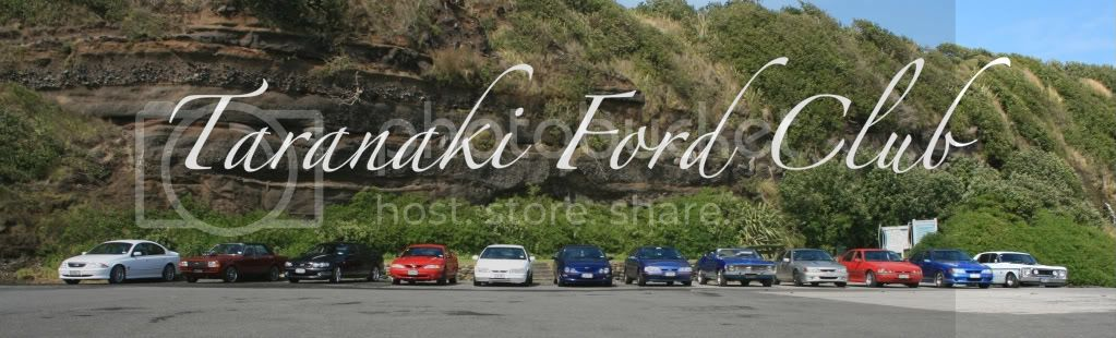 Taranaki Ford Club