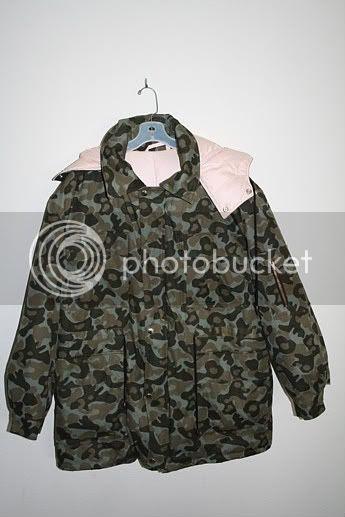 camouflage Latvian_Jacket