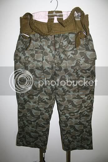camouflage Latvian_Pants