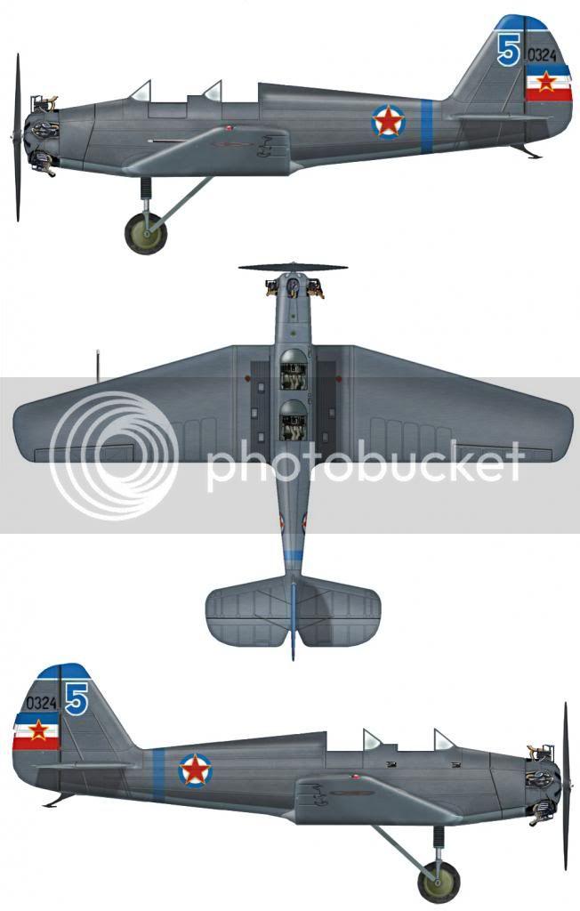 JAKOVLJEV UT-2 Yugoslavian5bl_zps39c19d71
