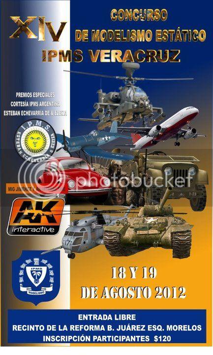 XIV EDICION IPMS VERACRUZ /  AGOSTO 18 y 19 (TITANIC/AMM) 424316_336634999756190_1409049032_n
