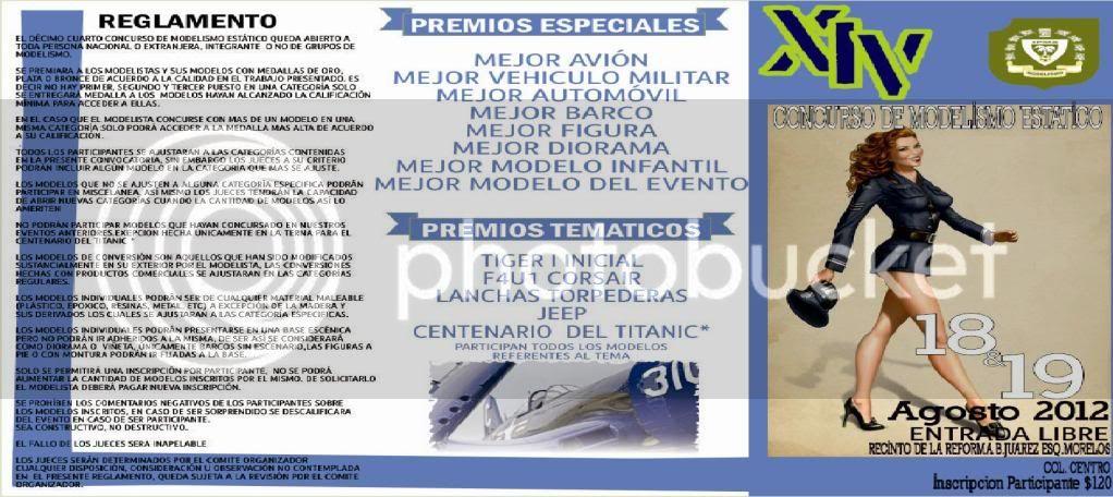 XIV EDICION IPMS VERACRUZ / AGOSTO 18 y 19 TRIPRICO1