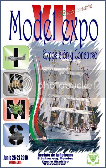 XII Expo y Concurso IPMS Veracruz en Junio Posteroficial