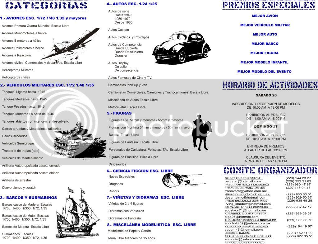 XII Expo y Concurso IPMS Veracruz en Junio Triptico12-a-1