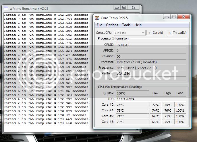 WPrime multithreaded benchmark for x86 processors 2010-03-18_133845