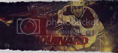 Montréal Canadiens. Chouinard