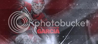Detroit Red Wings.  Garcia