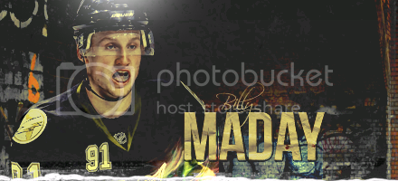 Tampa Bay Lightnings. Madaycopy