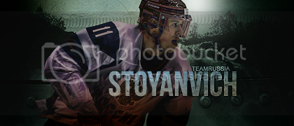 Pittsburgh Penguins. Stoyanovich