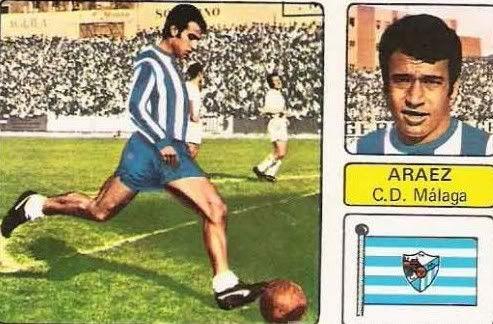 Fallece el ex-jugador del CD.Málaga Nicolás Aráez Araez