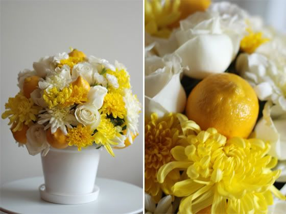 Arreglo Floral blanco y amarillo Arranjobrancoeamarelo4_zpsf14ae991